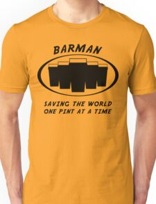Barman Unisex T-Shirt