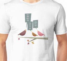 Three little birds Unisex T-Shirt