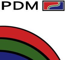 Retro Jerseys Collection - PDM Sticker