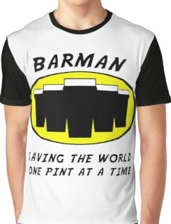 Barman Graphic T-Shirt