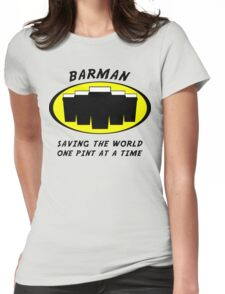 Barman Womens Fitted T-Shirt