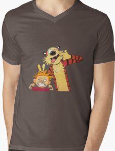 C&H Mens V-Neck T-Shirt