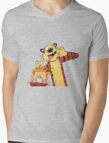 C&H Mens V-Neck T-Shirt