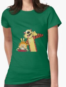 C&H Womens Fitted T-Shirt