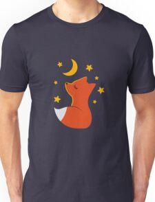 Cute little fox Unisex T-Shirt