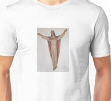 ST THERESA'S CHRIST FLOATING Unisex T-Shirt