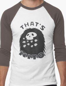 That's Nito (colored text!) Men's Baseball ¾ T-Shirt