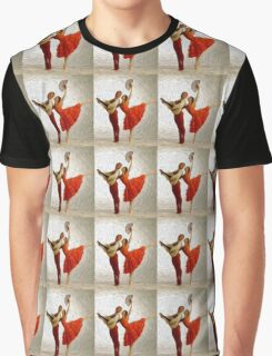 Childhood Memories: Flamenco Ballet Graphic T-Shirt