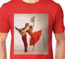 Childhood Memories: Flamenco Ballet Unisex T-Shirt