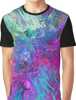 Abstract 40 Graphic T-Shirt