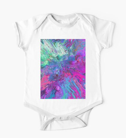 Abstract 40 One Piece - Short Sleeve