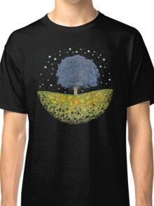 Starry Night Sky Classic T-Shirt