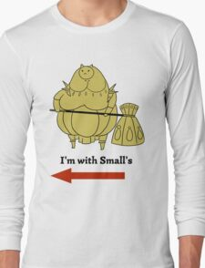 I'm with small's Long Sleeve T-Shirt