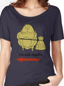 I'm with small's Women's Relaxed Fit T-Shirt