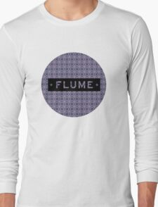Flume - round Long Sleeve T-Shirt