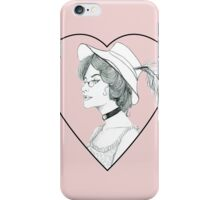 My Lady iPhone Case/Skin