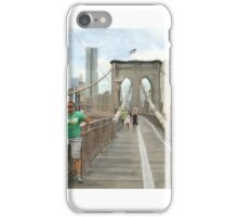 Brookoyn Bridge iPhone Case/Skin