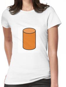 haha long boy Womens Fitted T-Shirt