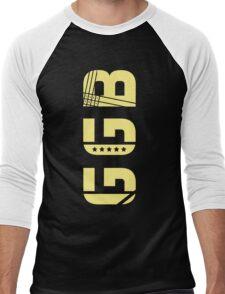 GGB - Go Get Big Men's Baseball ¾ T-Shirt