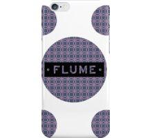 Flume - MultiRound  iPhone Case/Skin