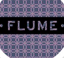 Flume - MultiRound  Sticker
