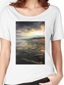 East Beach Sunset Women's Relaxed Fit T-Shirt