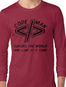 Codeman Long Sleeve T-Shirt