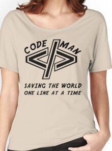 Codeman Women's Relaxed Fit T-Shirt