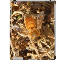 Up-Close Bumble Bee iPad Case/Skin