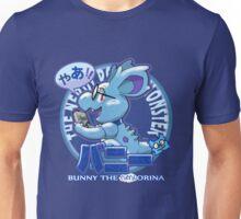 Bunny the Nerdorina Unisex T-Shirt