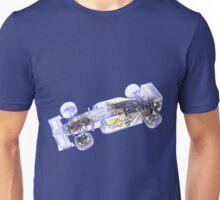 Wiliams FW8 negatif Unisex T-Shirt