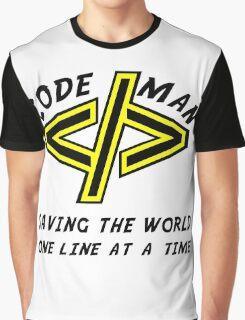 Codeman Graphic T-Shirt