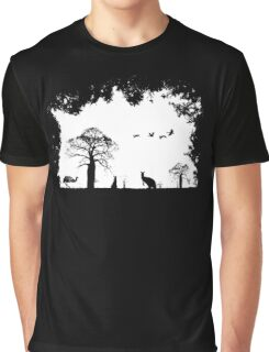 Wild Australia Graphic T-Shirt