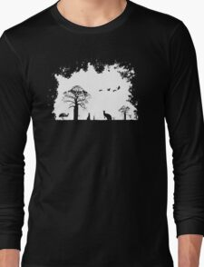Wild Australia Long Sleeve T-Shirt