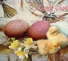Easter decorations by kindangel