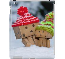 Cardboard Robots iPad Case/Skin