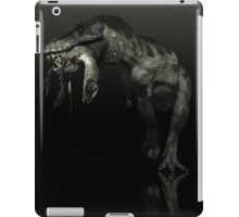 T-Rex Portrait iPad Case/Skin
