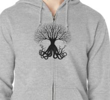 Their Hungry Thirsty Roots Zipped Hoodie