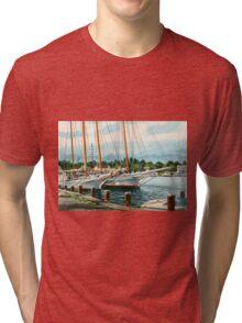 St Michael's Chesapeake Bay Tri-blend T-Shirt