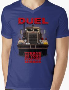Duel - Peterbilt Mens V-Neck T-Shirt