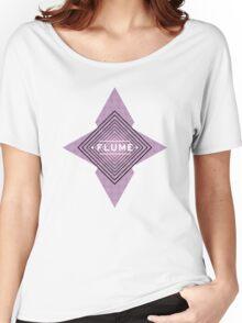 Flume - Stars White Women's Relaxed Fit T-Shirt