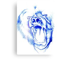 bear/ours Canvas Print