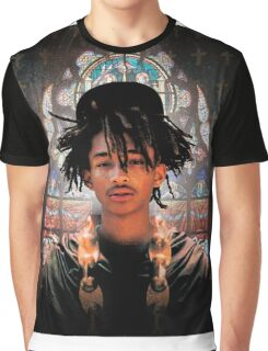 Holy Jaden Khryst Graphic T-Shirt