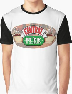 Central Perk Logo Graphic T-Shirt