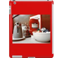 Breakfast at Spor's iPad Case/Skin