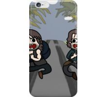 The Walking Dead, Rick and Daryl, Apocalypse Time iPhone Case/Skin