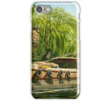 Chinese Water Taxi iPhone Case/Skin