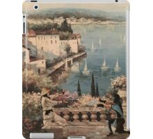 RAIDEN VS SUB ZERO Oil Painting iPad Case/Skin