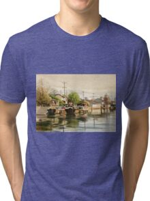 Chinese Countryside Tri-blend T-Shirt