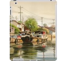 Chinese Countryside iPad Case/Skin